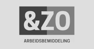 &Zo Arbeidsbemiddeling logo